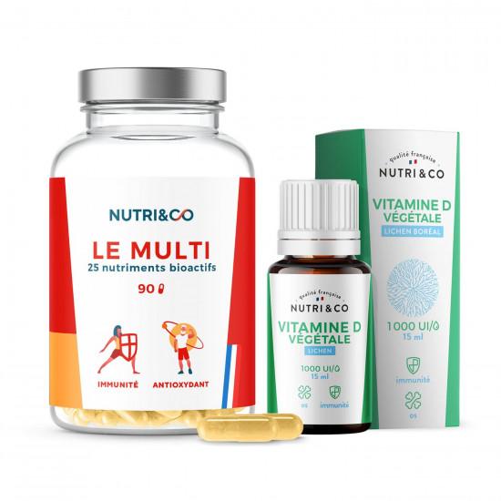 Le Pack Vitaminé