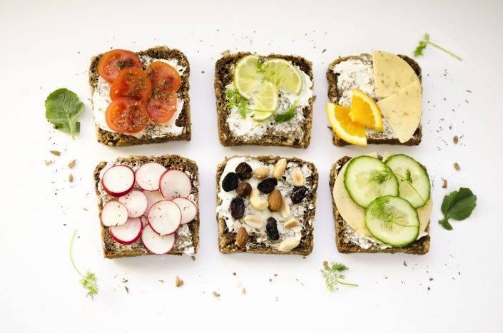 Sandwichs healthy
