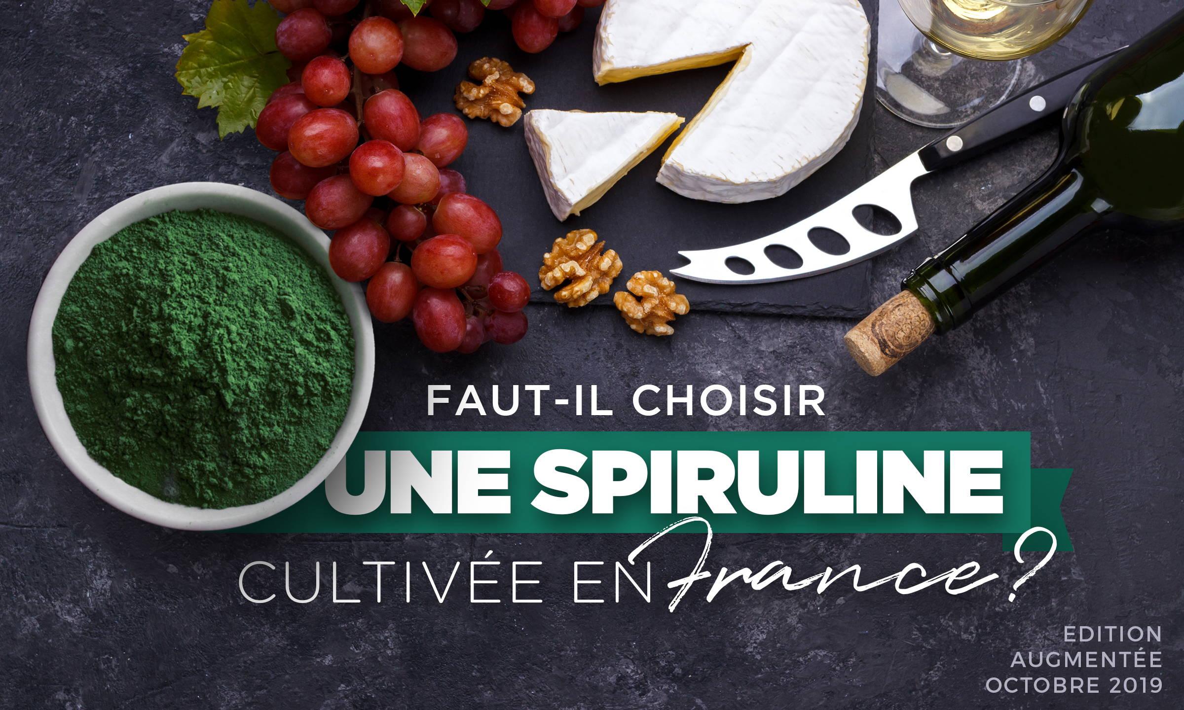 Spiruline française