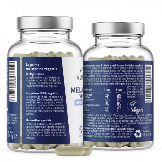Composizione e posologia della melatonina